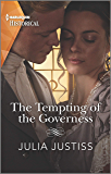 The Tempting of the Governess (The Cinderella Spinsters Book 2)