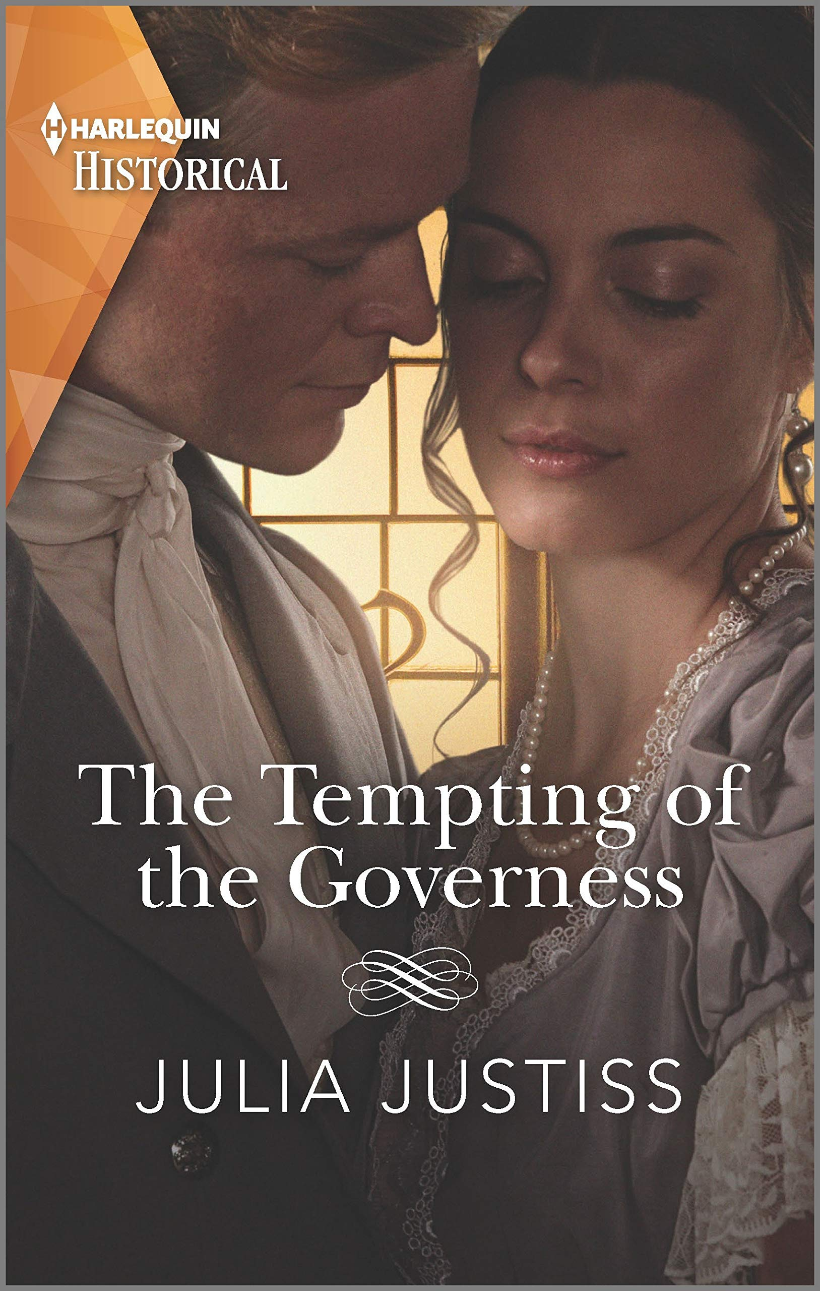 The Tempting of the Governess (The Cinderella Spinsters): Julia ...