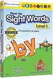 Meet the Sight Words Level 3 DVD