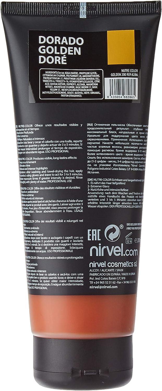 Nirvel Nirvel Nutre, Color Dorado, 200 ml