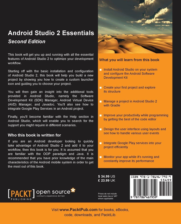 Android studio книги скачать