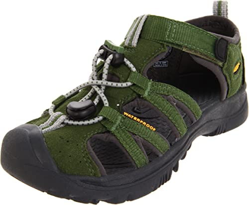 Keen Kanyon Kids//Boys Comfortable Durable Closed Toe Sandals KidsShoes