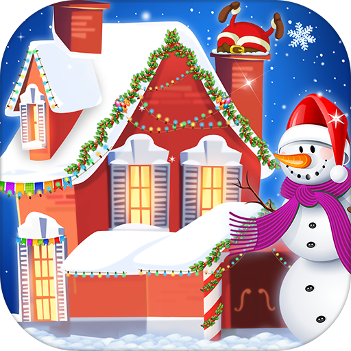 Dream Home Winter Mansion - Home Decoration Game (Playrix Games)