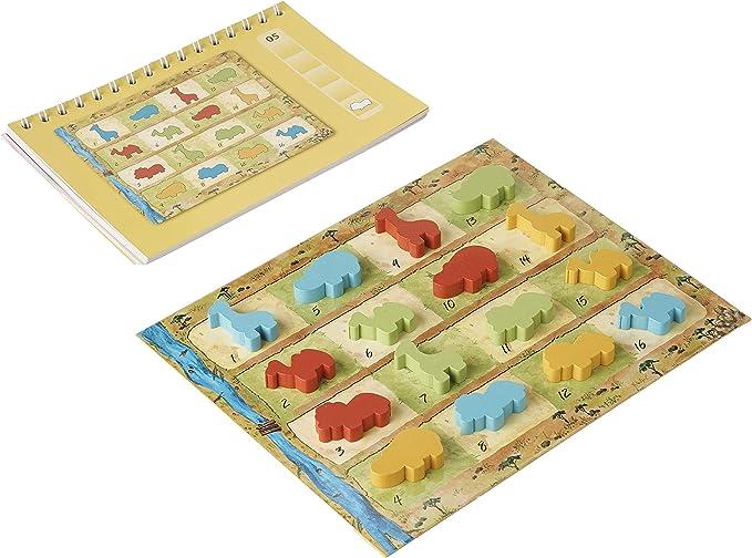 Ci-Juego de Logica Animalogic: Amazon.es: Juguetes y juegos