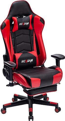 KCREAM Big and Tall Gaming Chair