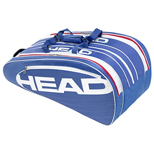 22 opinioni per Head Elite Monstercombi- Sacca da tennis, colore: Blu/Bianco