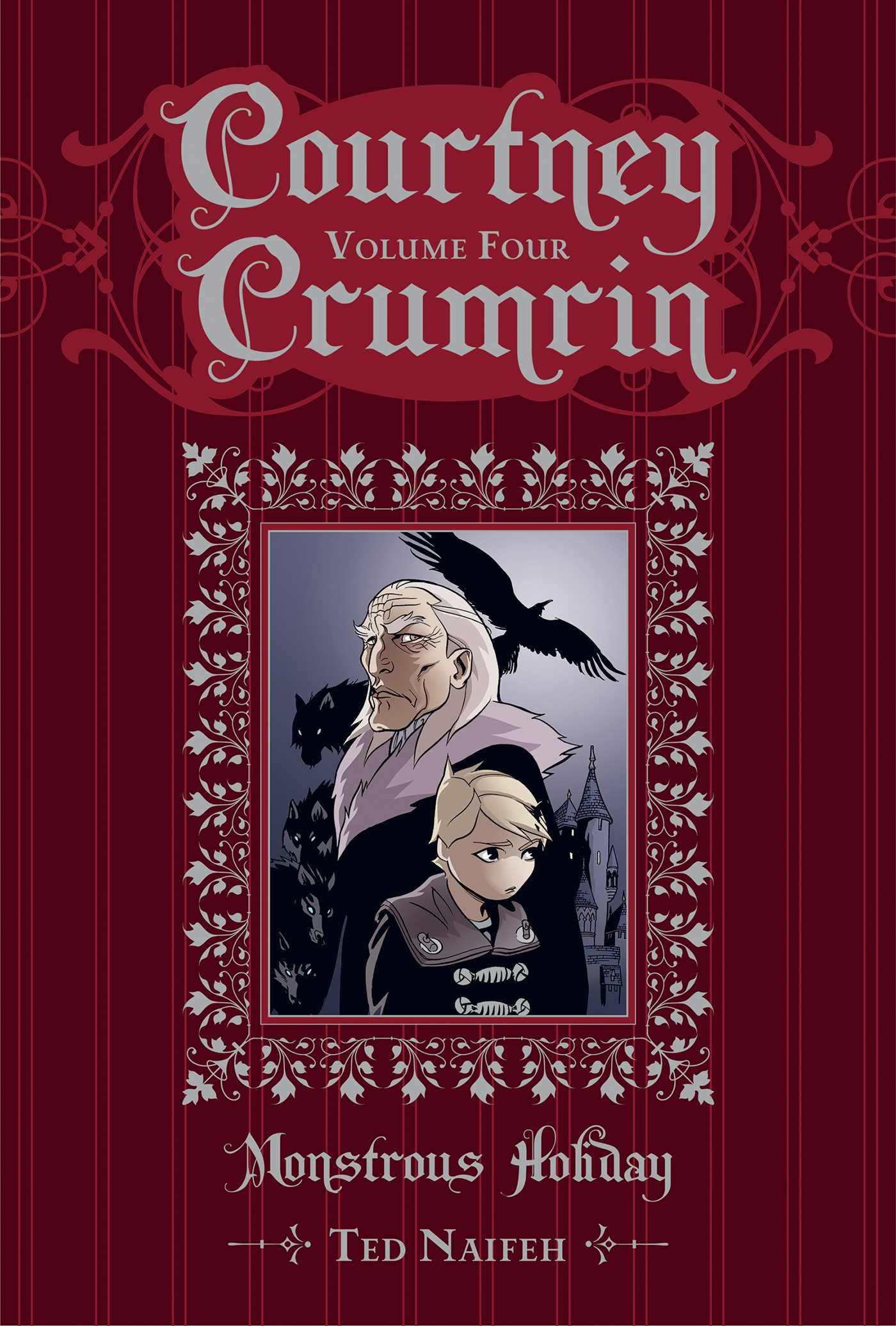 Image result for courtney crumrin monstrous holiday