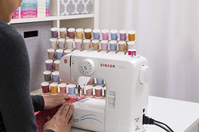 Amazon SINGER Start 40 40 Builtin Stitches Free Arm Best Awesome How To Start A Sewing Machine