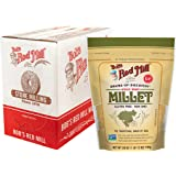 Bob's Red Mill Whole Grain Millet, 28-ounce (Pack of 4)