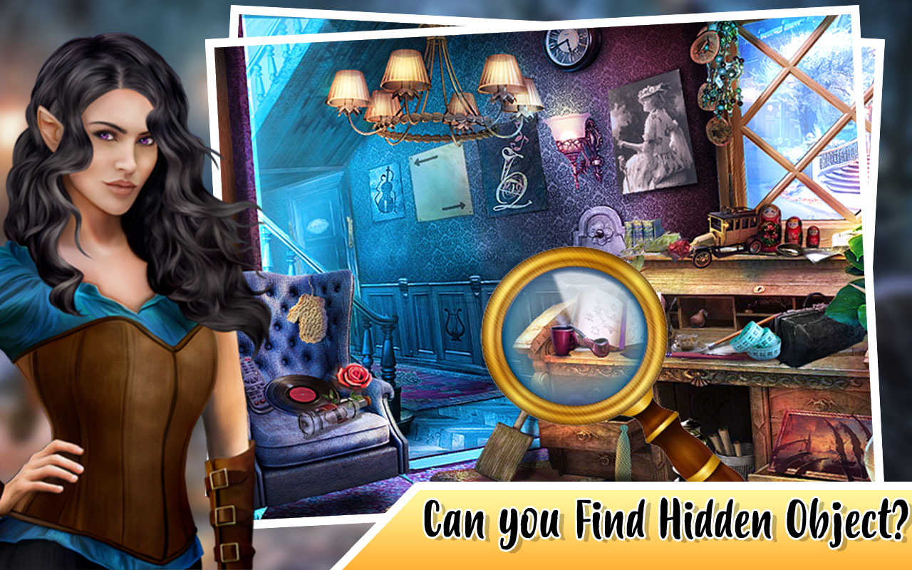 Amazon Com Hidden Objects Game 200 Levels Dream City Appstore For Android