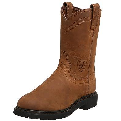 Ariat Mens Boots Sierra Henna Wildcat