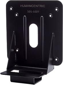 HumanCentric VESA Mount Adapter Bracket for Samsung Monitors S24E390HL, S27E390H, U28E590D, U28E510D, and UE510