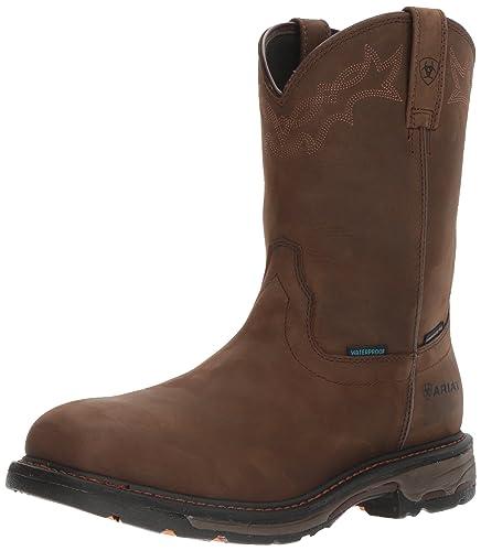 9eb05344b6f Amazon.com | Ariat Work Men's Workhog H2O Composite Toe Work Boot ...