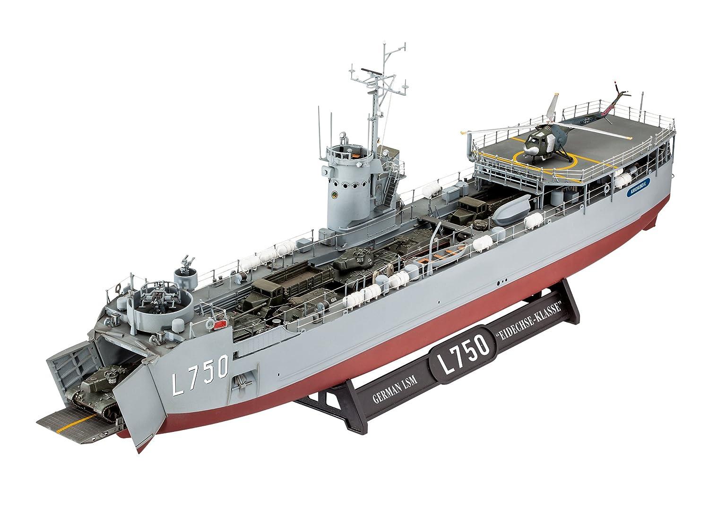 Modelo a Escala Revell Revell05139 «EIDECHSE German LSM Class», 44,3 cm