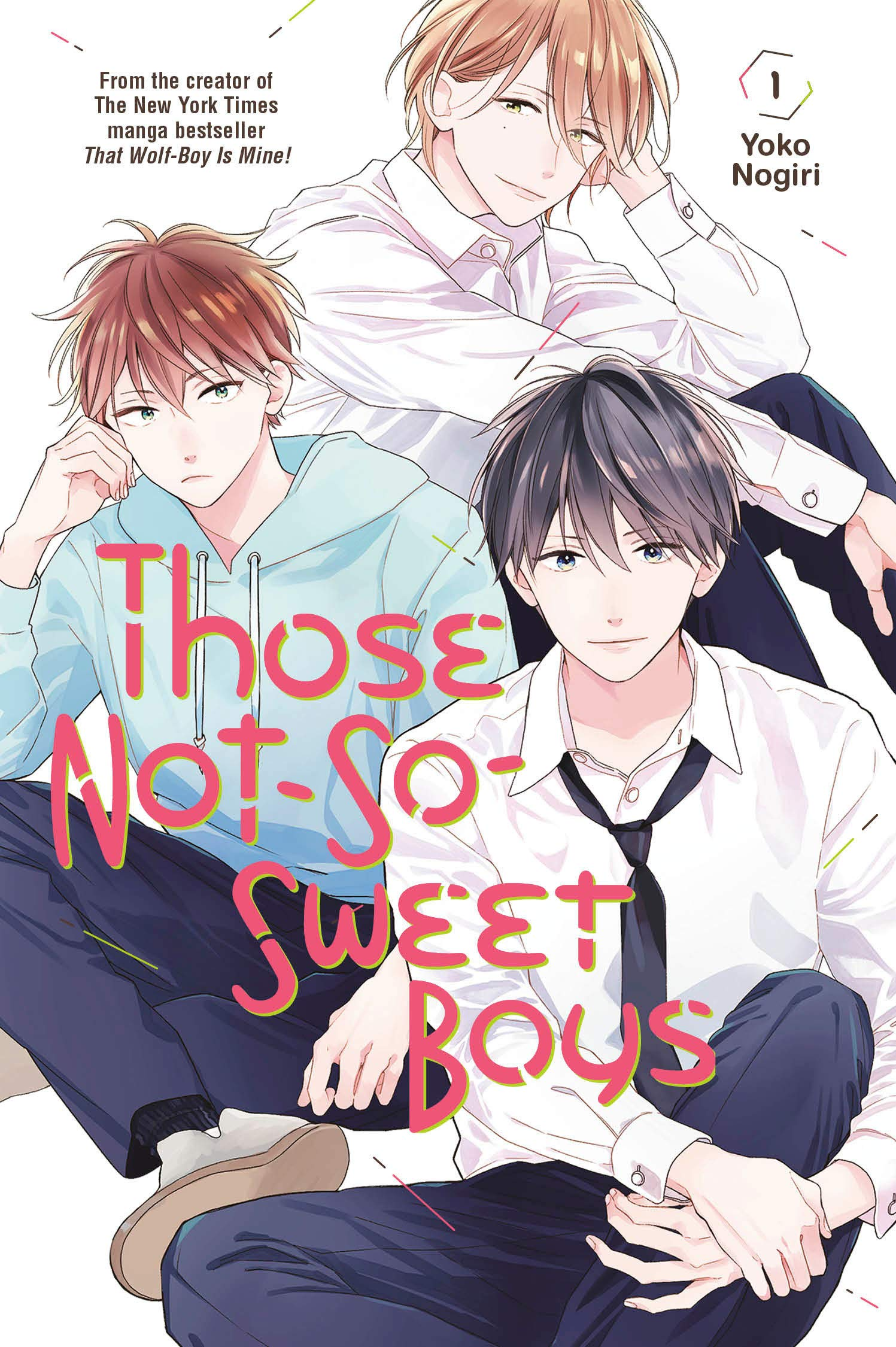 Image result for those not so sweet boys