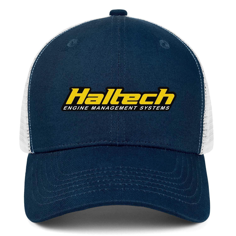 COOLGOOD Haltech Elite Training Course Men Womens Mesh Back Running Trucker Hat Styles Dad Hats
