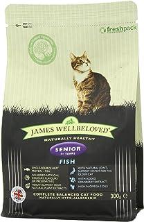 James Wellamoved - Comida para gatos