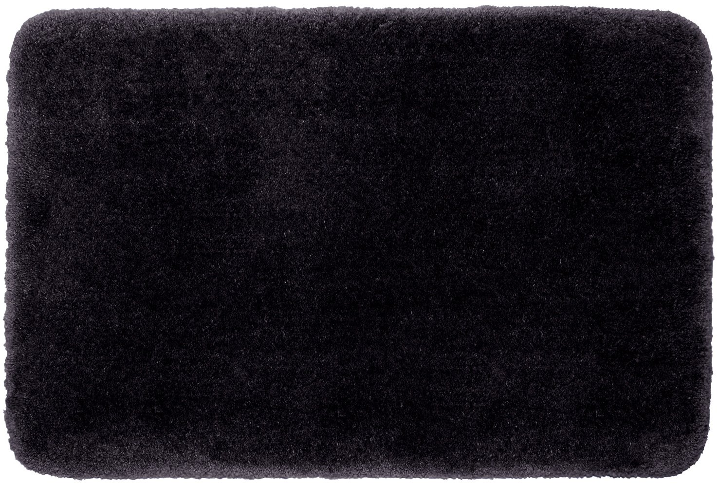 STAINMASTER TruSoft Luxurious Bath Rug, 24-By-40 Inch Black Pepper