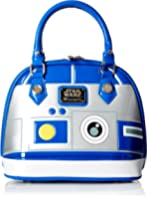 Loungefly R2D2 Mini Dome Shoulder Bag