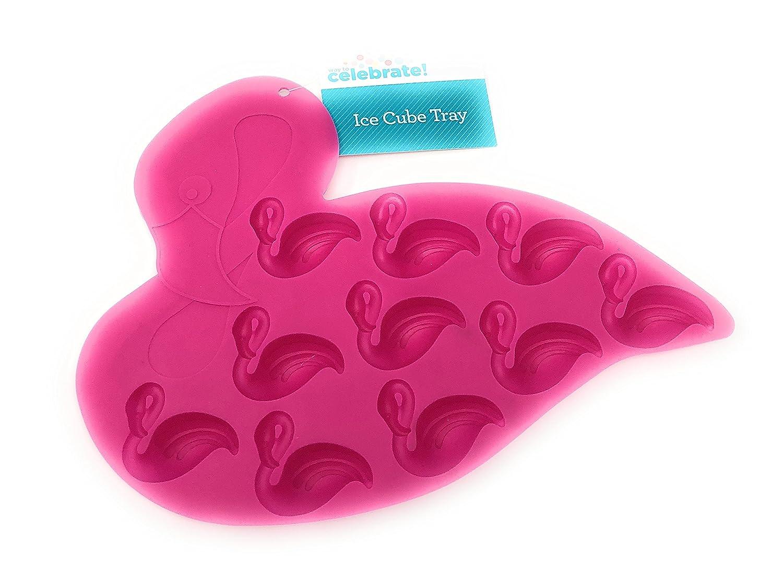 Amazon.com: Silcone Ice Cube Shaped Mold Tray (Blue Fish): Kitchen & Dining