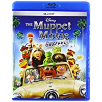 Deals on The Muppet Movie Blu-ray