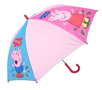 Peppa Pig 4715 - Paraguas infantil (automático) diseño