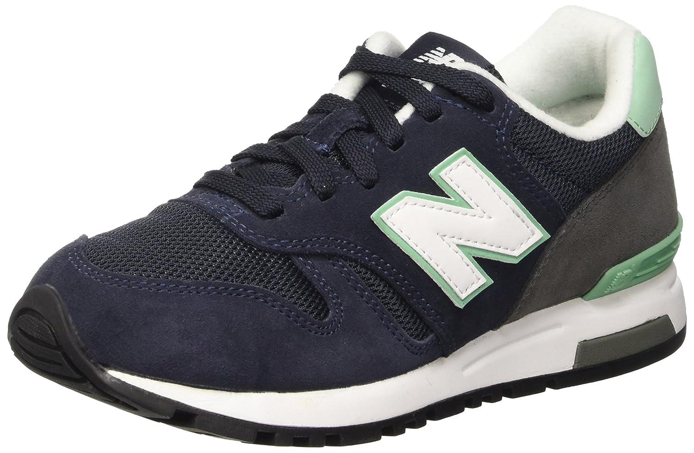 New Balance Nbwl565np, Zapatillas de Gimnasia para Mujer 37 EU|Blu (Navy)