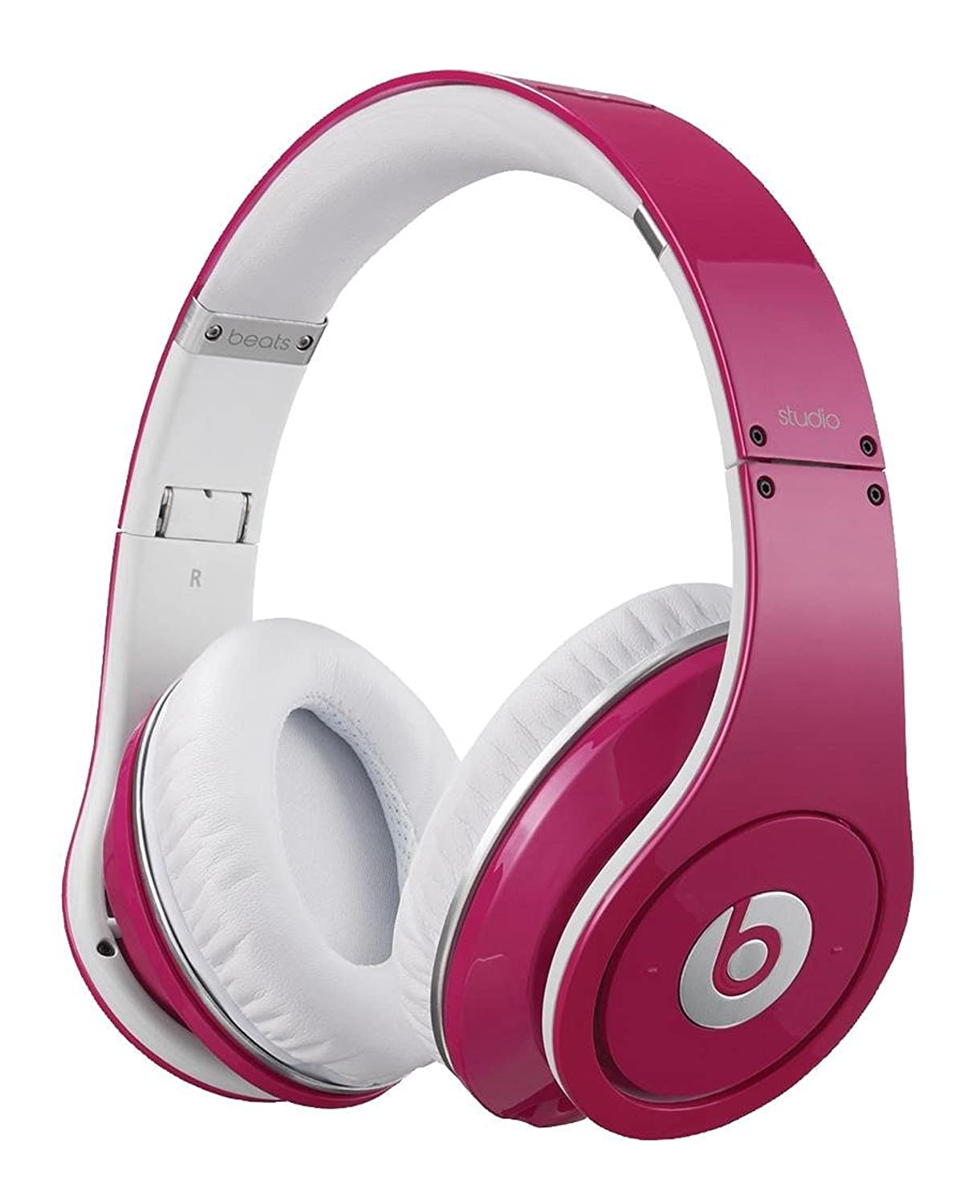 Amazon Com Beats Studio Wired Over Ear Headphone Pink Discontinued By Manufacturer Home Audio Theater