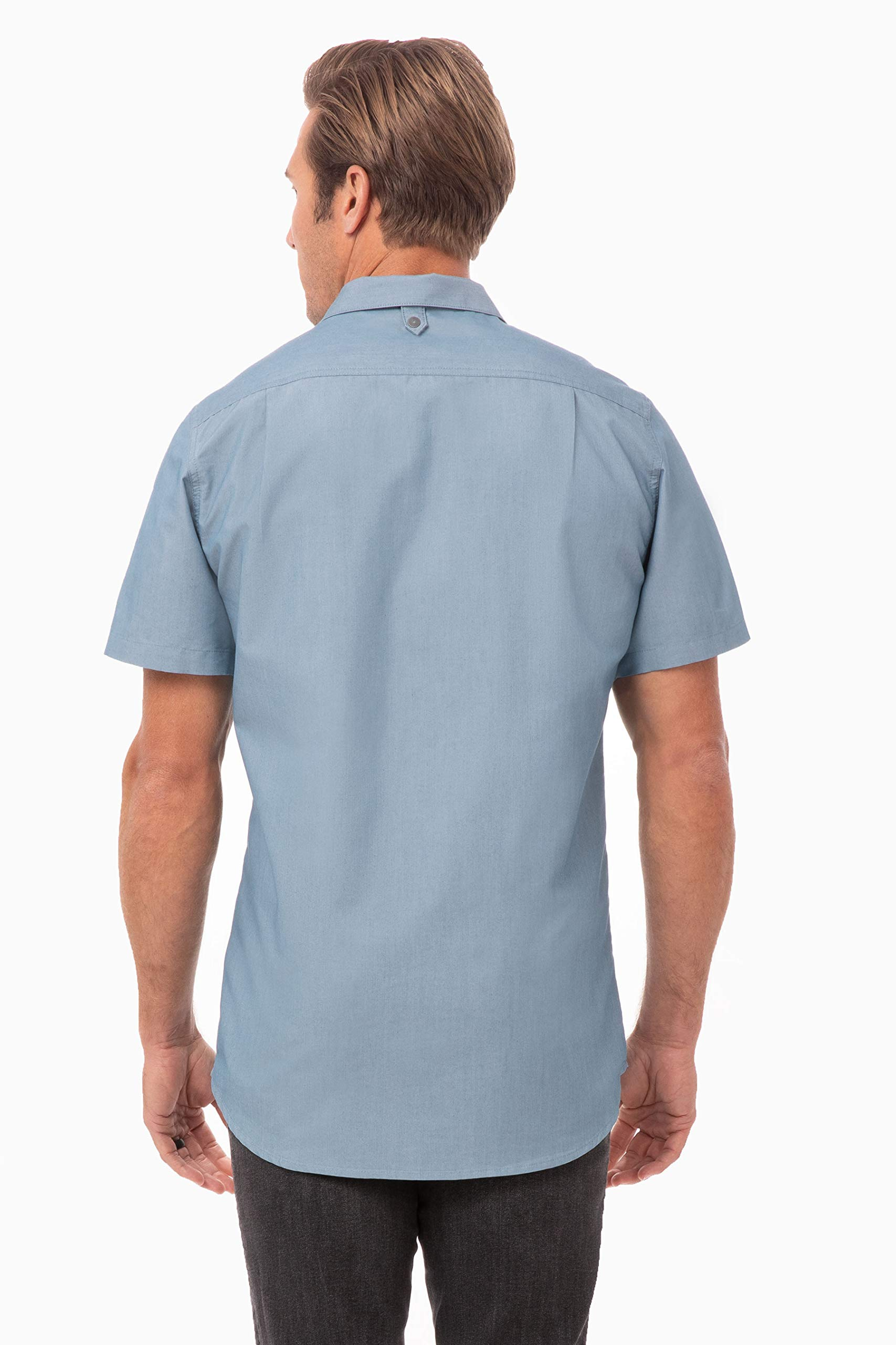 Chef Works Mens Jaxon Shirt