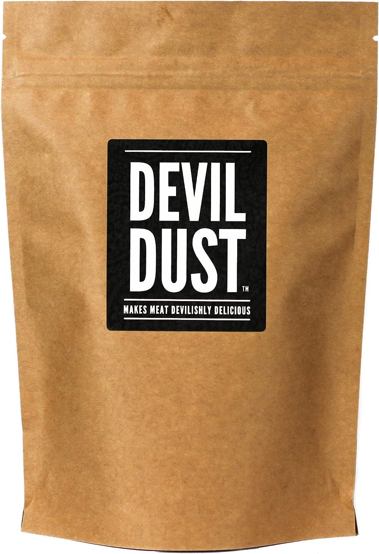 Devil Dust - Condimento extra picante y barbacoa -