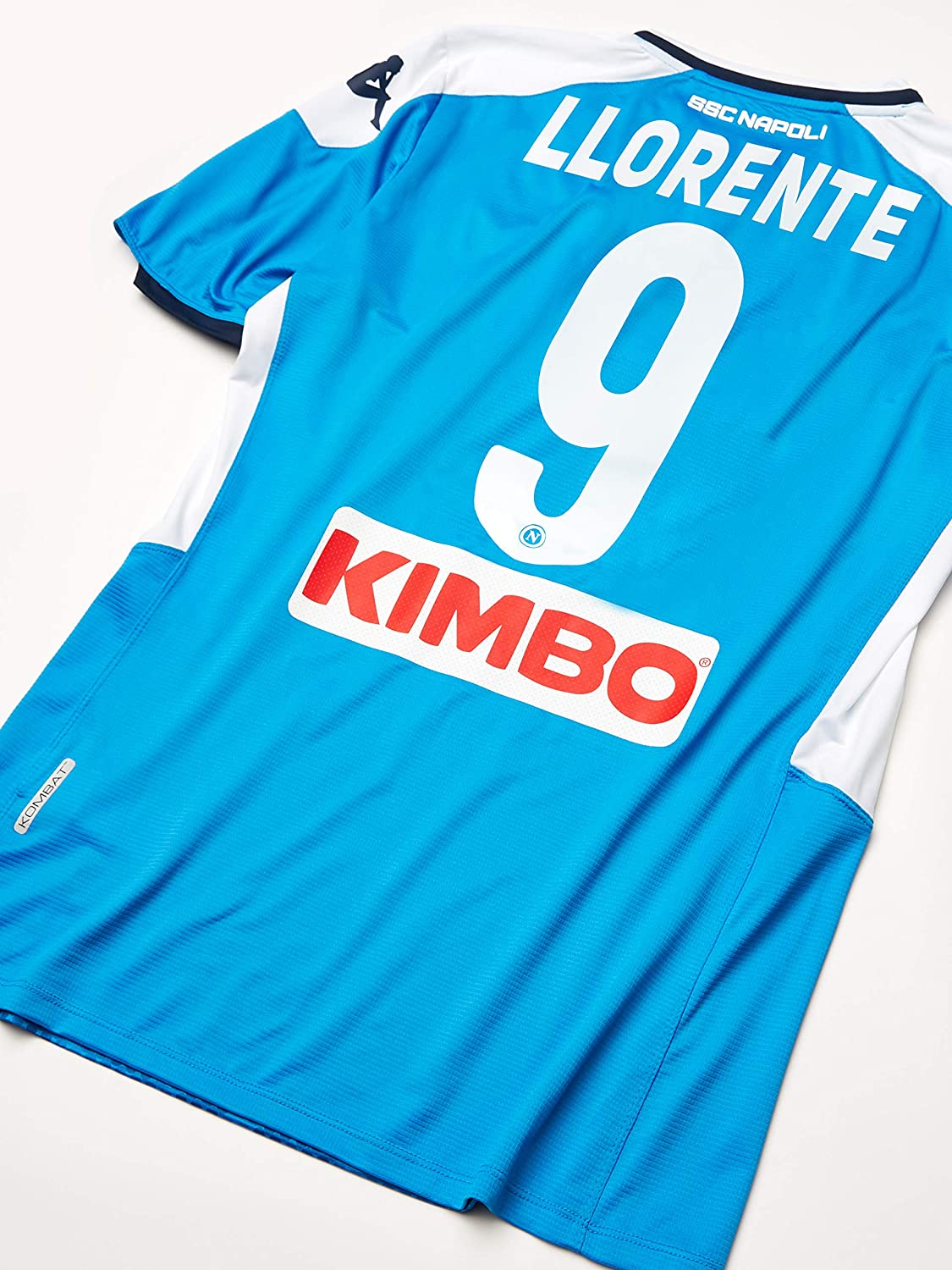 Ssc Napoli Italian Serie A Mens Home Jersey 2019//2020