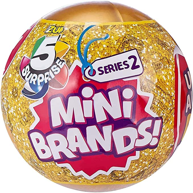 Mini Brands Series 2 McCormick Ground Cinnamon Collectible Miniature