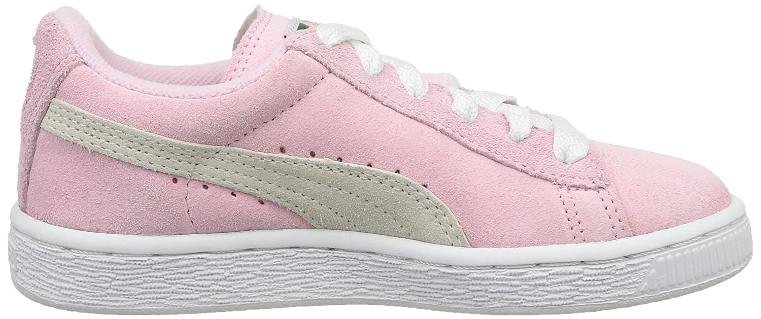 67970120356418 Puma Girl s Suede Jr Trainers Shoes  Amazon.co.uk  Shoes   Bags