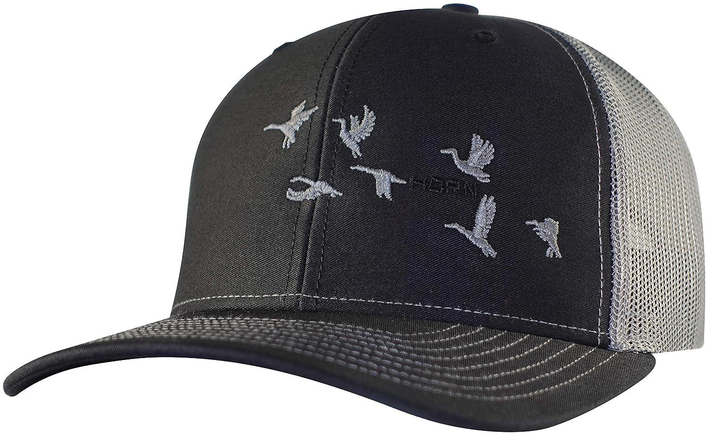 e40fb27b Horn Gear Trucker Hat - Hunting Hat Series - Duck Hat Edition - High  Air-Flow Cooling Mesh Design