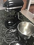 KitchenAid (KSM8990DP) 8-Quart Stand Mixer with Bowl Lift (Dark Pewter)