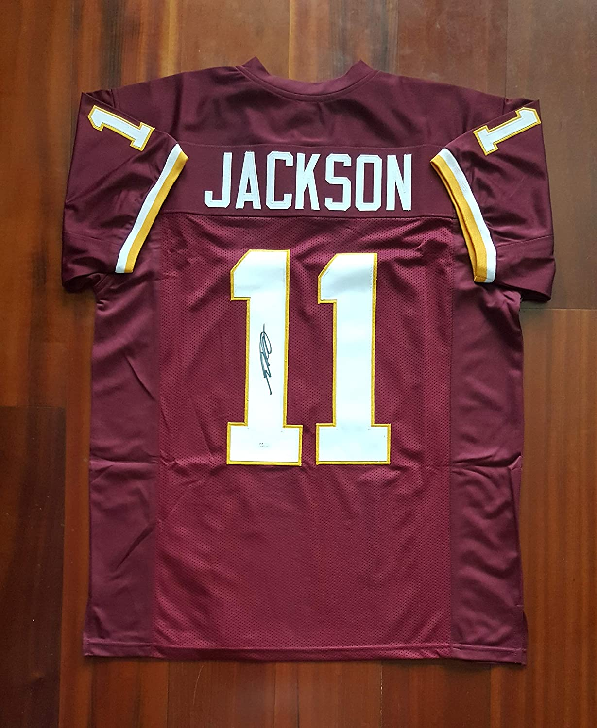 Desean Jackson Autographed Signed Jersey Washington Redskins JSA at  Amazon s Sports Collectibles Store 1adaa56ec