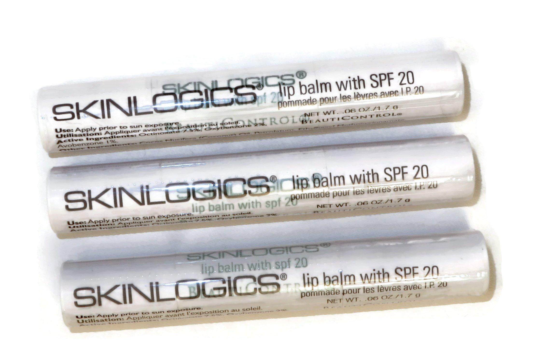 Amazon.com : Beauticontrol Skinlogics Lip Balm : Beauty