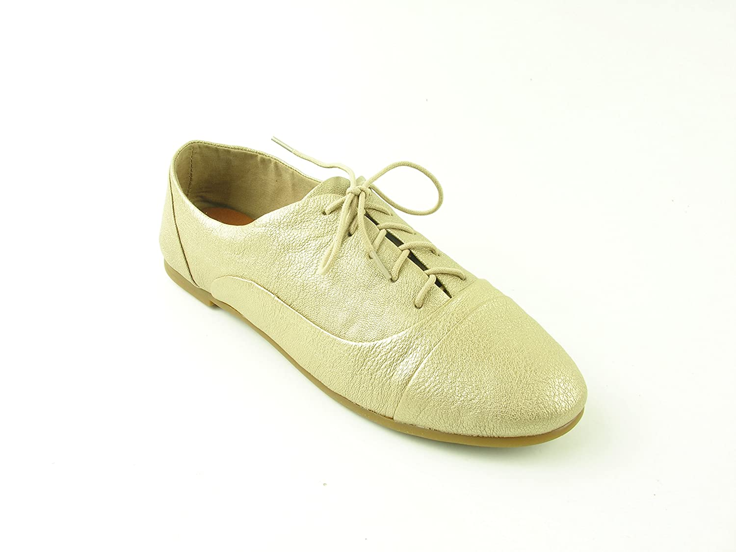 Lucky Women's Davie Oxford Platinum Size 8.5 MED