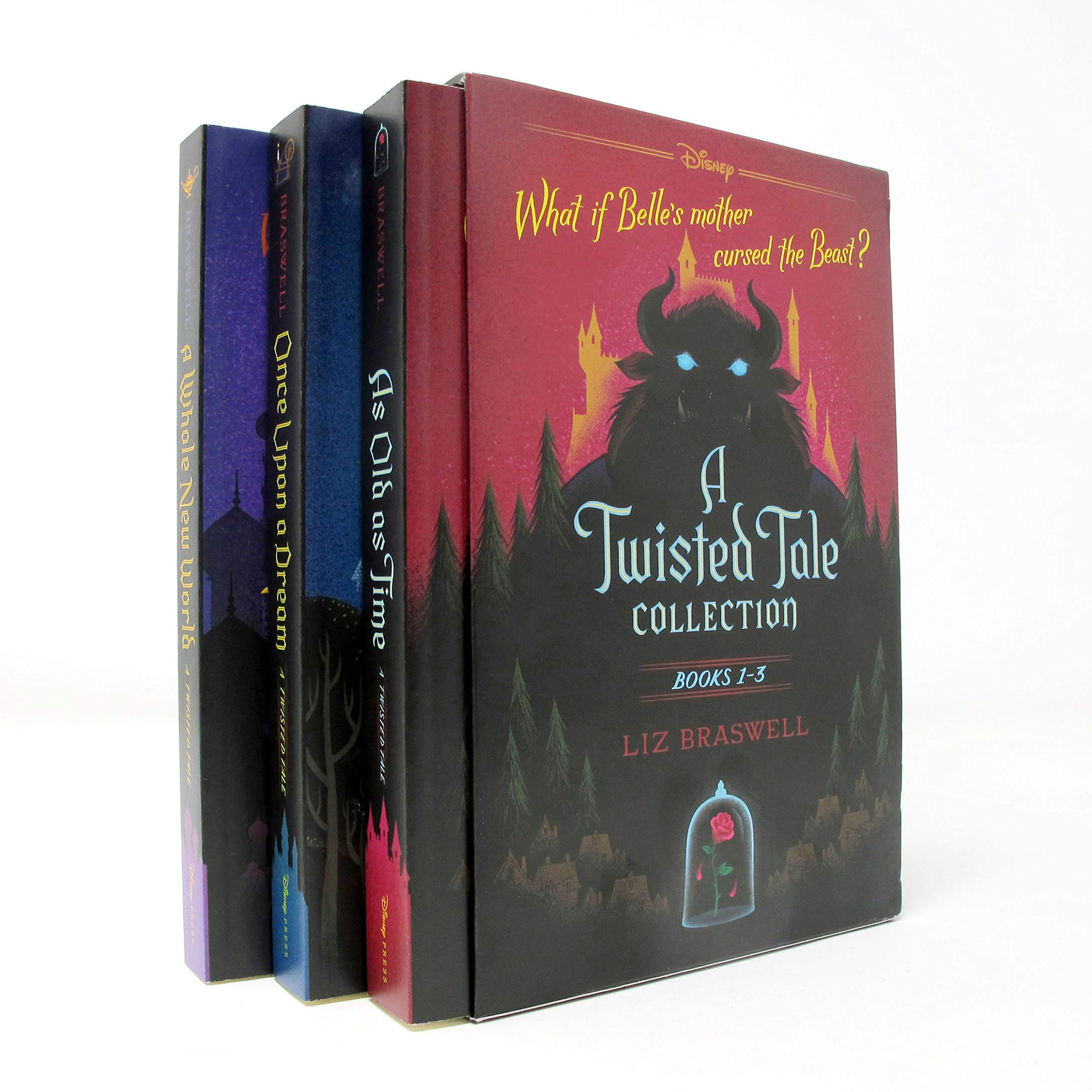 Amazon Com A Twisted Tale Collection A Boxed Set