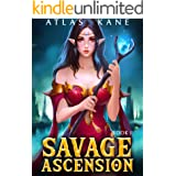Savage Ascension: Arena Cultivation Book I