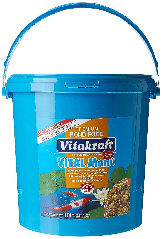 Vitakraft Pond Food Vital Menu 10 L 22047