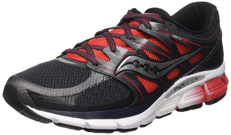 Saucony Zealot ISO - Zapatillas de Running, Multicolor 43 EU