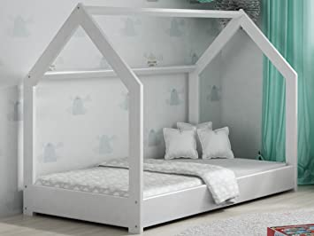 Haus Bett Etagenbett : Kinderbetten wooden love