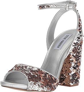 ff4b9d12a45 Steve Madden Women s Ritzy Heeled Sandal