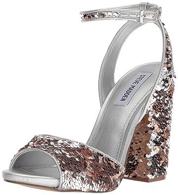 0b8932e16c0 Steve Madden Women's Ritzy Heeled Sandal