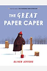 The Great Paper Caper Kindle Edition