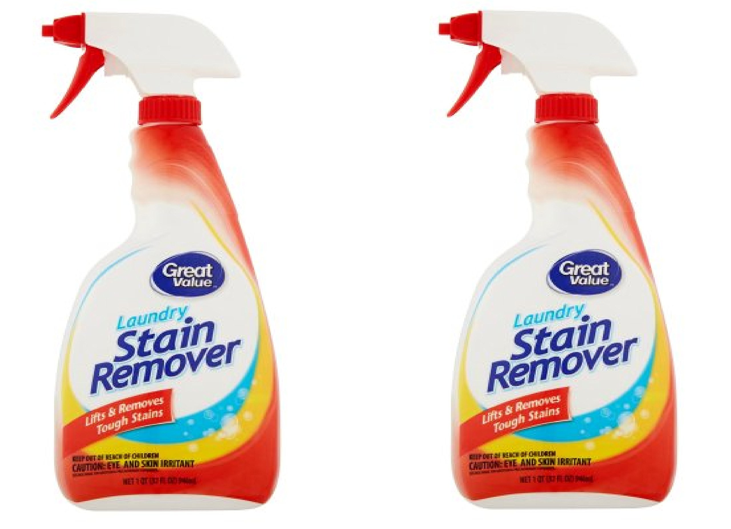 Laundry Stain Remover, 32 Ounces (Pack Of 2)