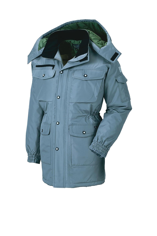 (ジーベック) XEBEC 撥水加工 軽量 エコ 防寒着 防寒コート(151-xe) 【M~5Lサイズ展開】 B0177PF51O L|ブルーグレー ブルーグレー L