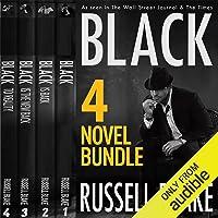 Black (4 Novel Bundle)