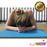 Body Ripper Thick Yoga Mat with Cover 6mm 4mm for Women Anti Skid